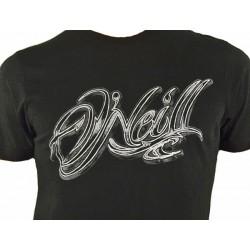 O'Neill Black script T-shirt black