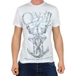 O'Neill Black bay T-shirt blan