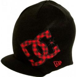 DC Boogie visor beanie black