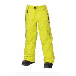 686 Mannual Ridge insulated pants acid youth