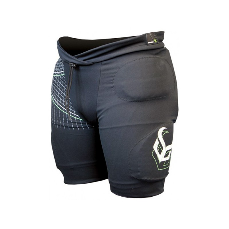 Demon FlexForce Pro padded impact shorts V2 men