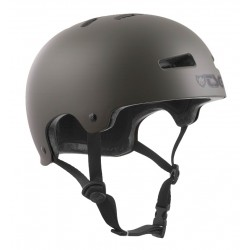 TSG Evolution helmet satin stone green