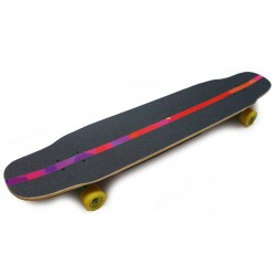 "Rayne Whip 44"" Peacock longboard dancer complete"