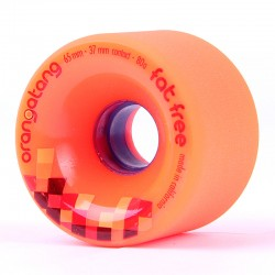 Orangatang Fat Free 65 mm...