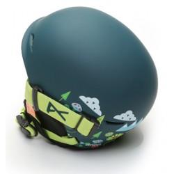 Anon Define youth skihelm with goggle dark green