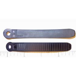Rome Ankle replacement strap ratchet side L/XL black