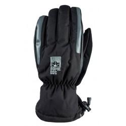 Rome Drifter Snowboard gloves black