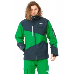 Picture Styler snowboard jacket green 10K