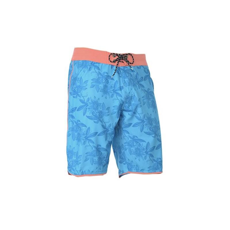 """Reef Pasiflora 19"""" boardshort bleu"""