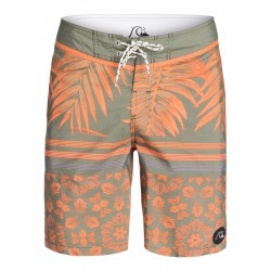 "Quiksilver Deep Jungle remix 19"" boardshort"