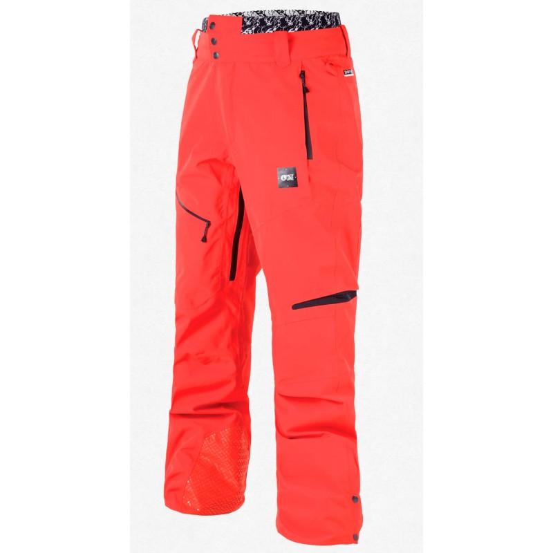 Picture Track pantalon de snowboard 20K rouge