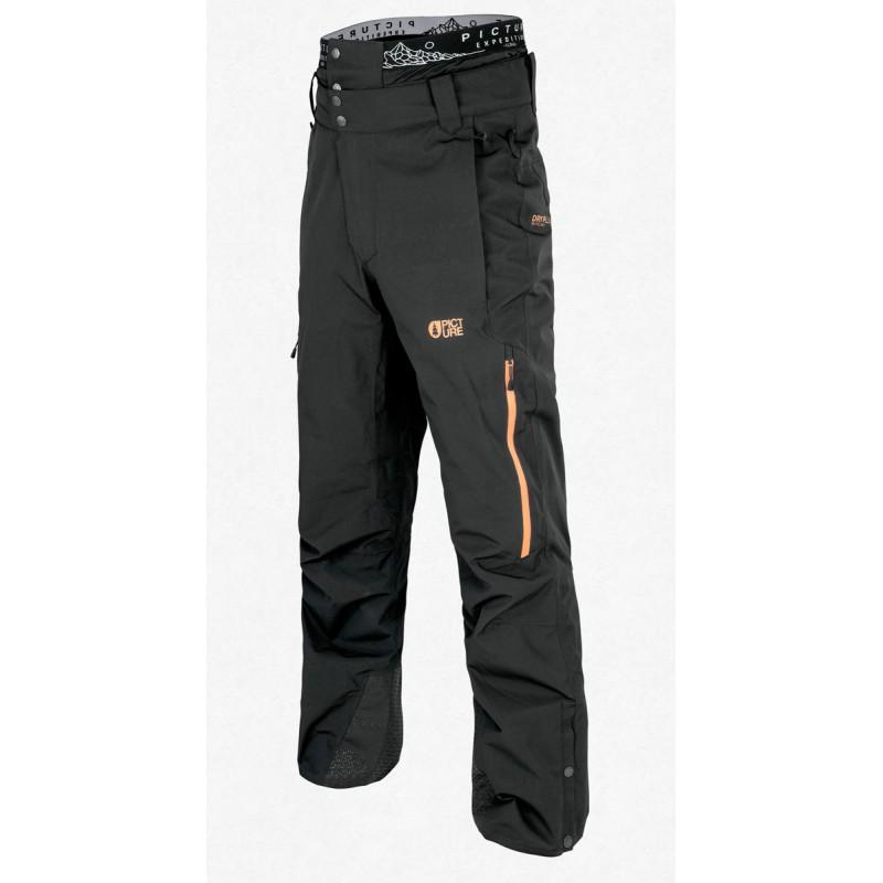 Picture Track pantalon de snowboard noir 20K
