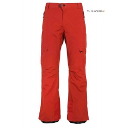 686 GLCR Quantum therma Snowboardhose 20K rusty red