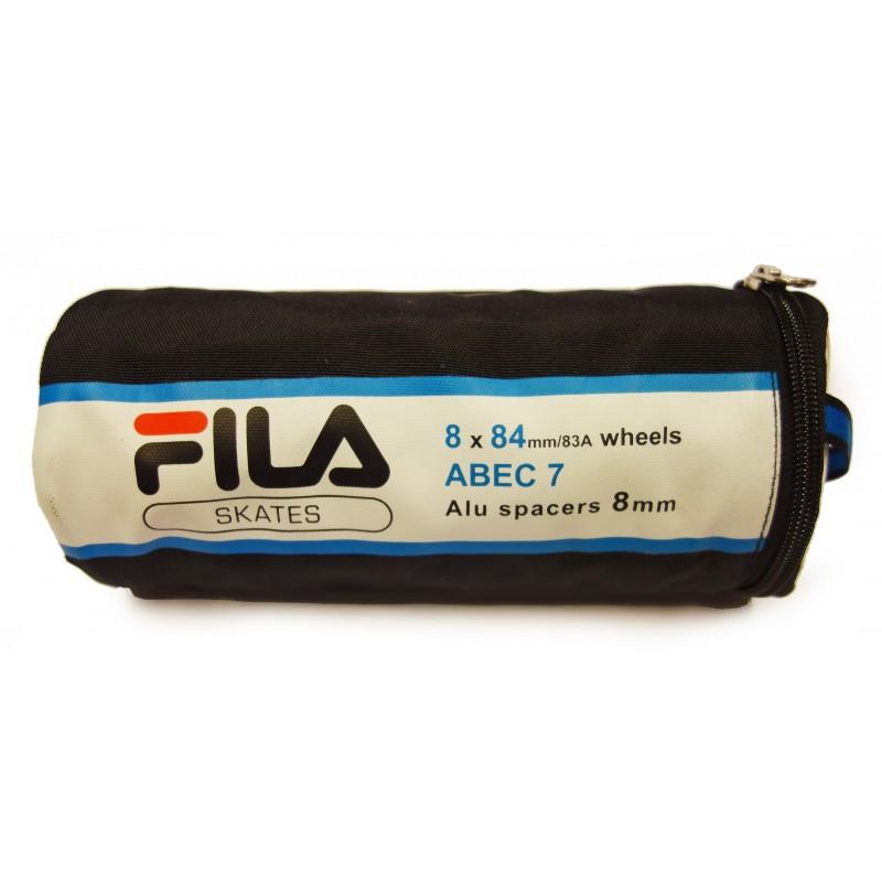 FILA Inline Skates 84mm Ersatzräder 83a