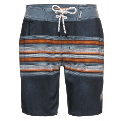 Rehall Rock-R swimshort stripes black