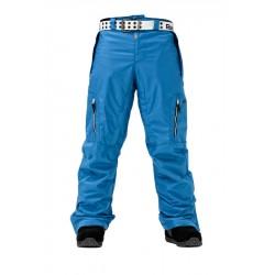 Rehall Jerry snowboard pant mosaic blue 10K