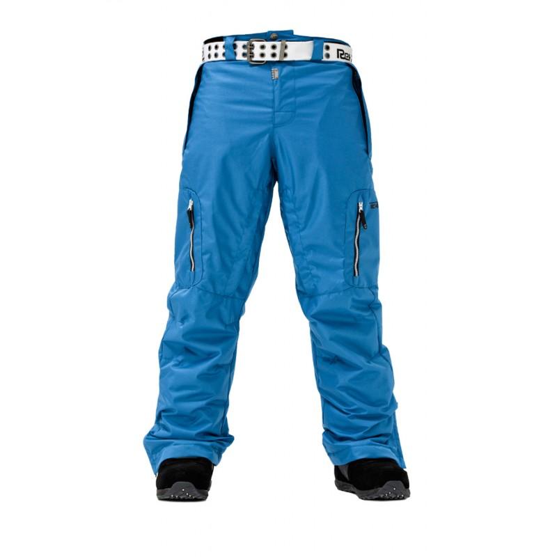 Rehall Jerry pantalon de snowboard mosaic bleu 10K