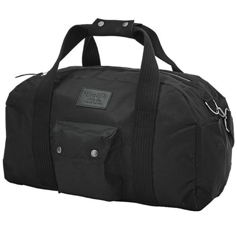 Brixton Vagrant Duffle bag black