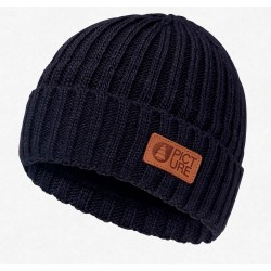Picture Ship beanie dark...