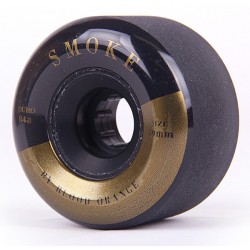 Blood Orange Smoke wheels 69 mm black-gold