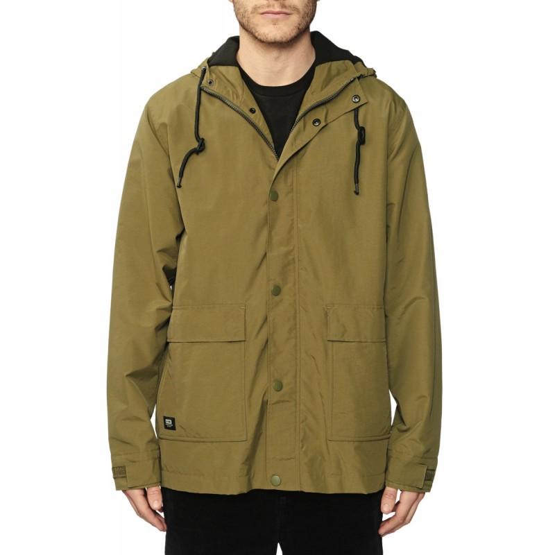 Globe Utility jacket army 600 mm waterproof