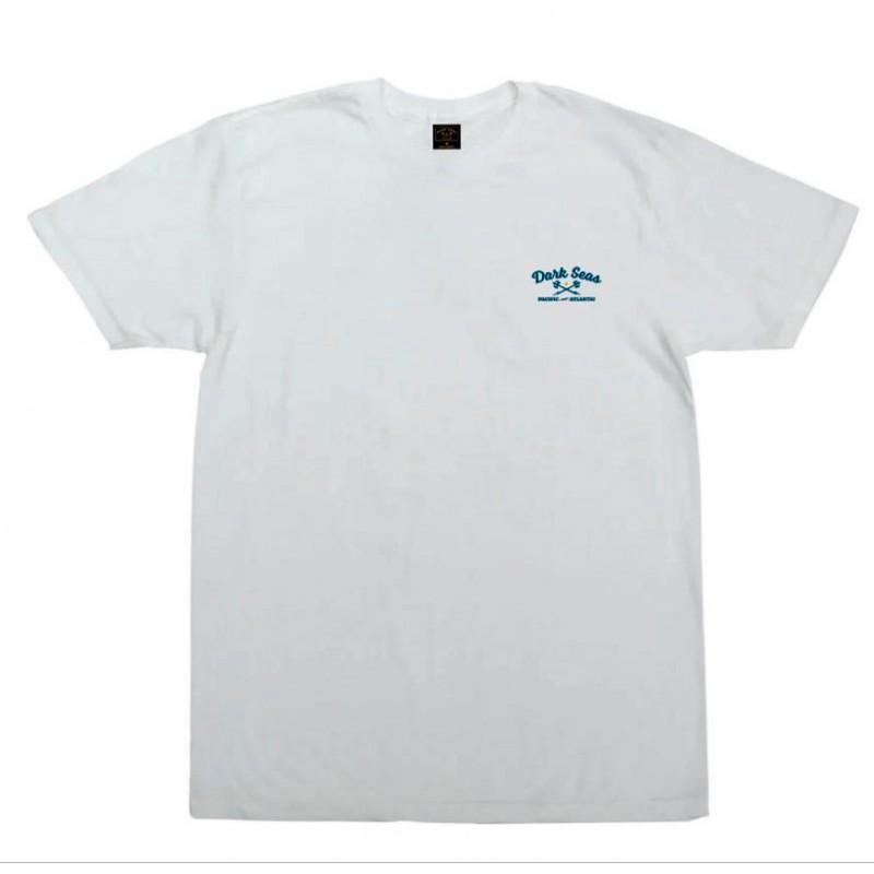 Dark Seas Brick & Motar Premium t-shirt white