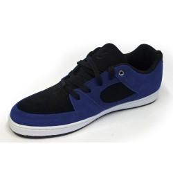 És Accel slim shoes royal-black-white