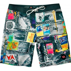 "RVCA Wave Warrior trunk 19""..."
