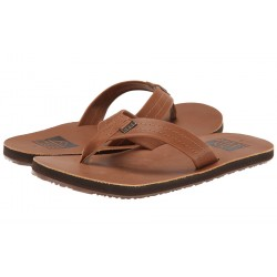 Reef Crew Slipper bronze brown