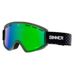 Sinner Bellevue Skibrille...
