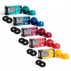 Blood Orange wedge bushings