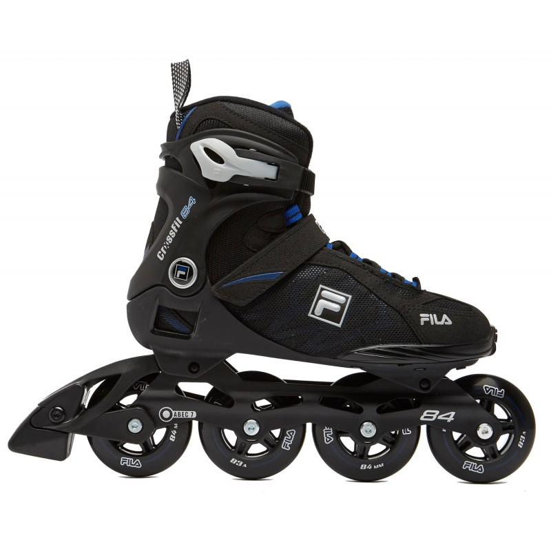 FILA Crossfit 84 Inline Skates schwarz blau