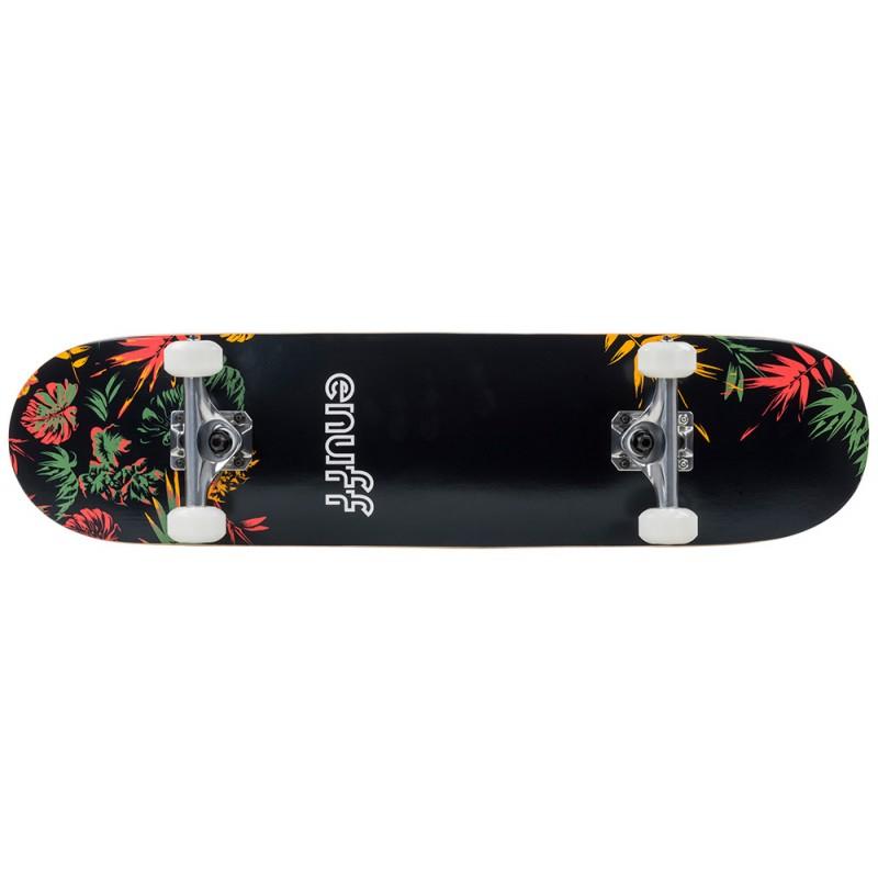 "Enuff Floral 7.75"" skateboard compleet"