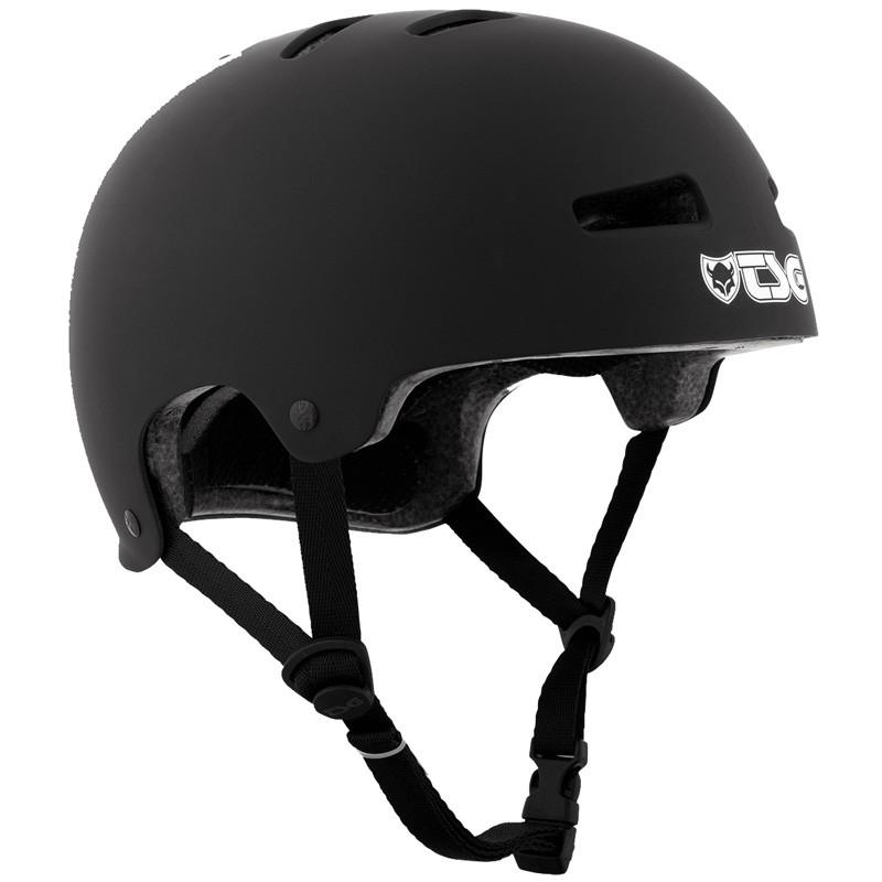 TSG Evolution helmet youth black
