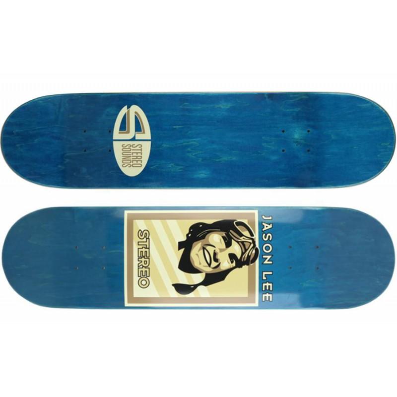 "Stereo Aviator Lee 8.0"" skateboard deck"