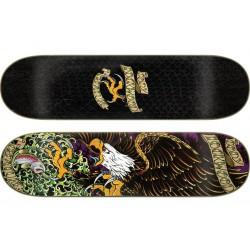 "Creature Lockwood beast of pray 8.25"" Skateboarddeck"