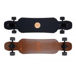 "Tempish Walnut 39"" complete longboard"