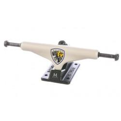Silver skate trucks Yoshi pro white 825
