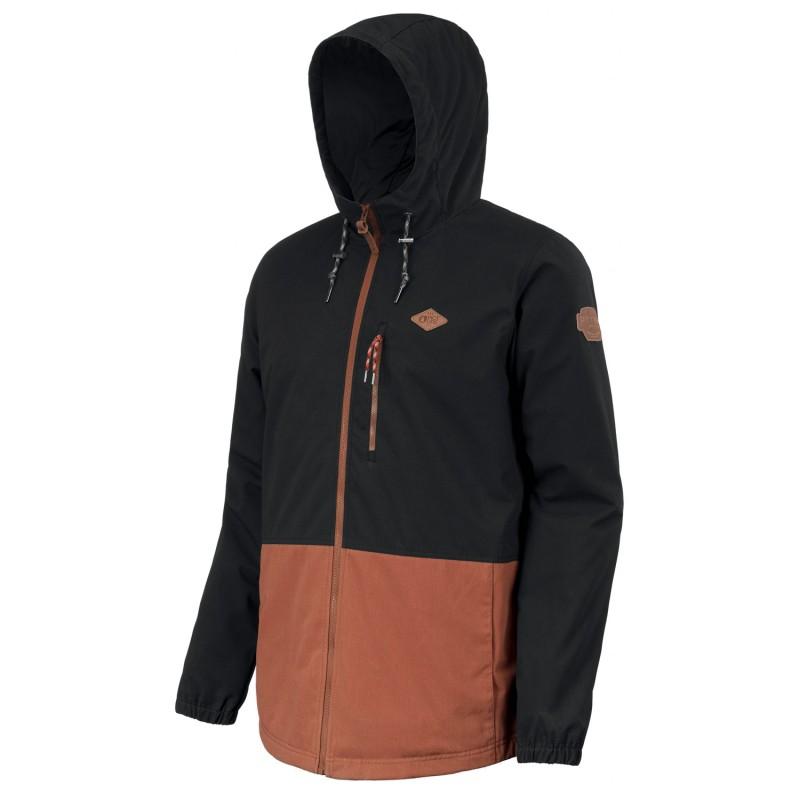 Picture Surface geïsoleerde jas zwart 10K