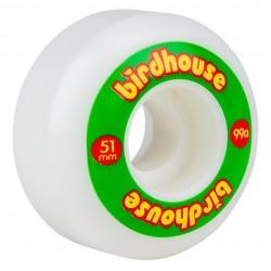 Birdhouse logo skatewielen...
