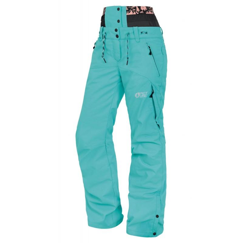 Picture Treva snowboard pant ladies 10K turquoise