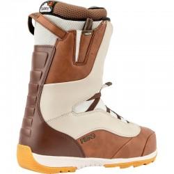 Nitro Venture TLS snowboard boots sand brown