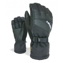 Level Patrol ski gloves black