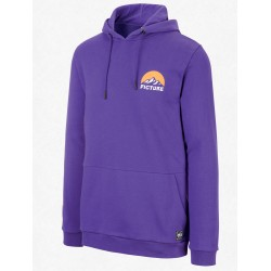Picture Valmont hoodie purple