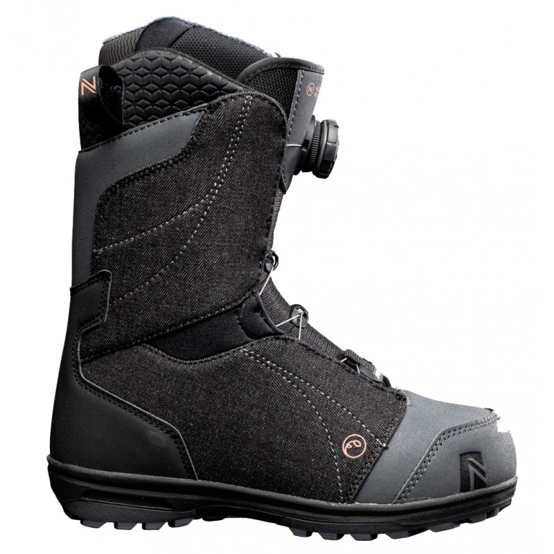 Flow Onyx BOA coiler dames snowboard boots zwart