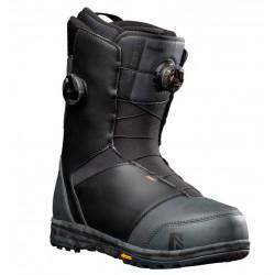 Nidecker Tracer heellock BOA coiler snowboard boots profile