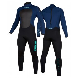 Mystic Star 5/3 mm GBS wetsuit backzip navy