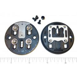 Salomon Universal discs + screws (set)