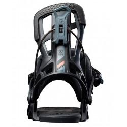 Flow Fuse Fusion snowboard binding black