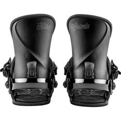 Nitro Cosmic female snowboard binding black